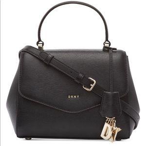 Dkny small top handle satchel